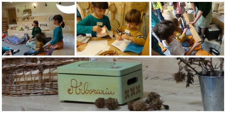 Atelierul din copac recomandari activitati copii 1 Collage