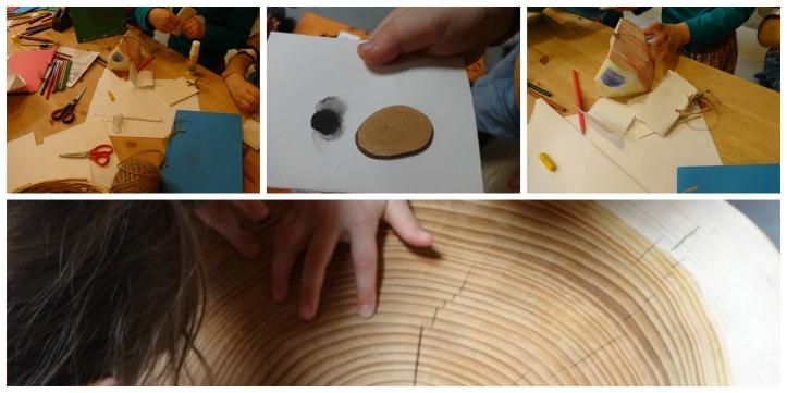 Atelierul din copac recomandari activitati copii Collage
