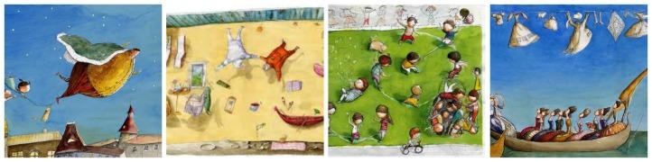 Irina Dobrescu detalii Collage