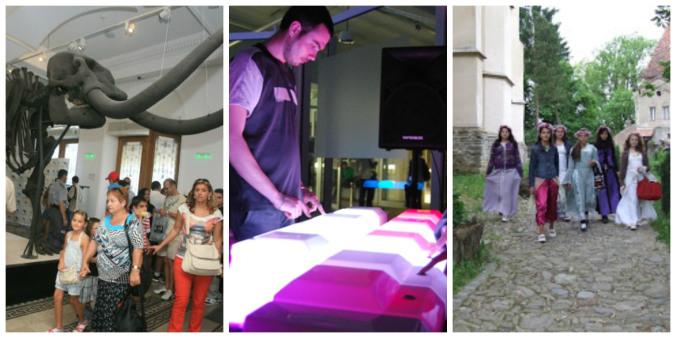 Noaptea Muzeelor pentru copii 2015 a Collage