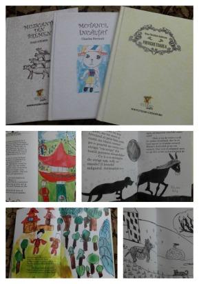Studio Creativ - Cum se face o carte Collage