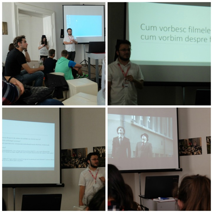 EducaTIFF - lectie de critica de film Collage