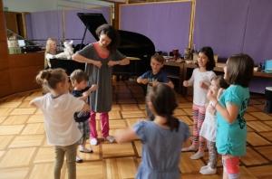 Educatie muzicala Dalcroze Orff 2