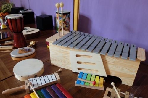 Educatie muzicala Dalcroze Orff