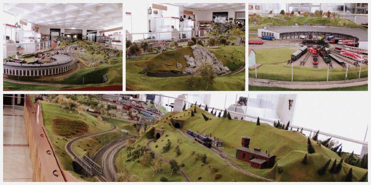 Muzeul CFR Roata Mare 1 Collage