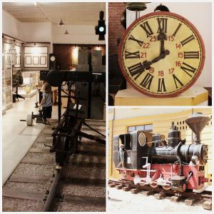 Muzeul CFR Roata Mare 2 Collage