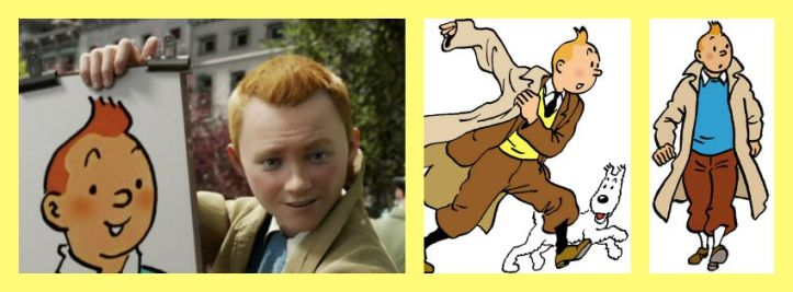 tintin roata mare Collage