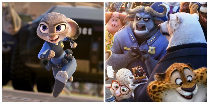 zootropolis Collage