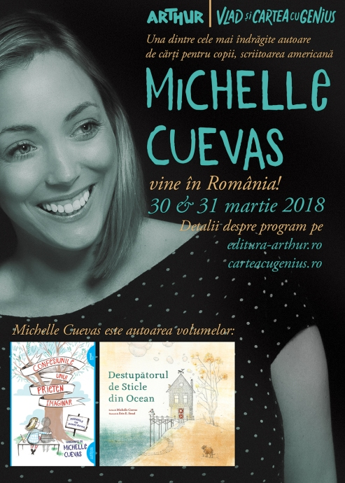 Afis Michelle Cuevas